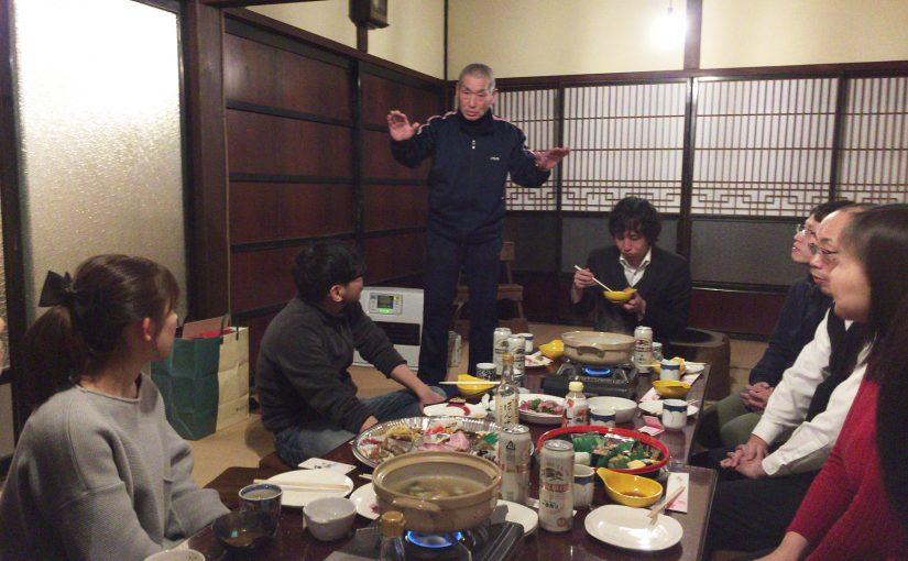 新春特別企画、鍋をかこんで未来をつつく[レポート]
