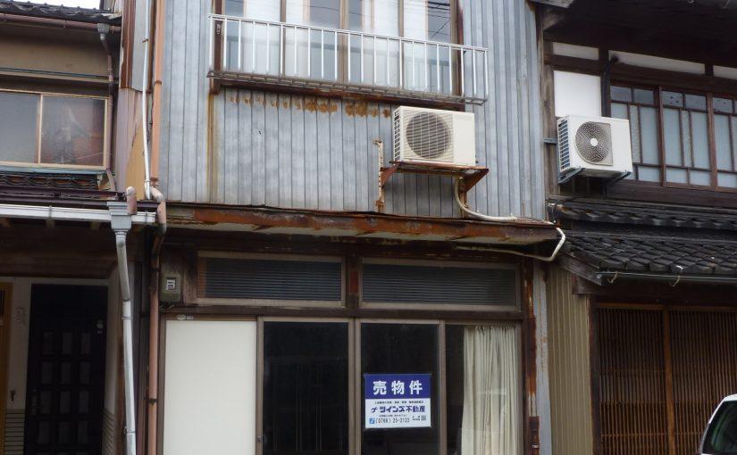 【中央町】漁師町の隠れた名店になりそうな町家