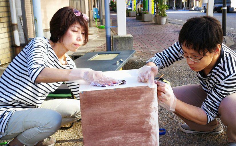 【10月21日】木箱づくりDIYワークショップを開催します