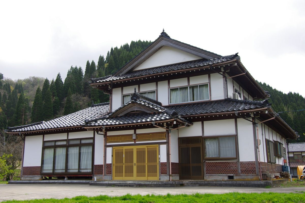 【仏生寺】剣豪の郷にある端正なお家
