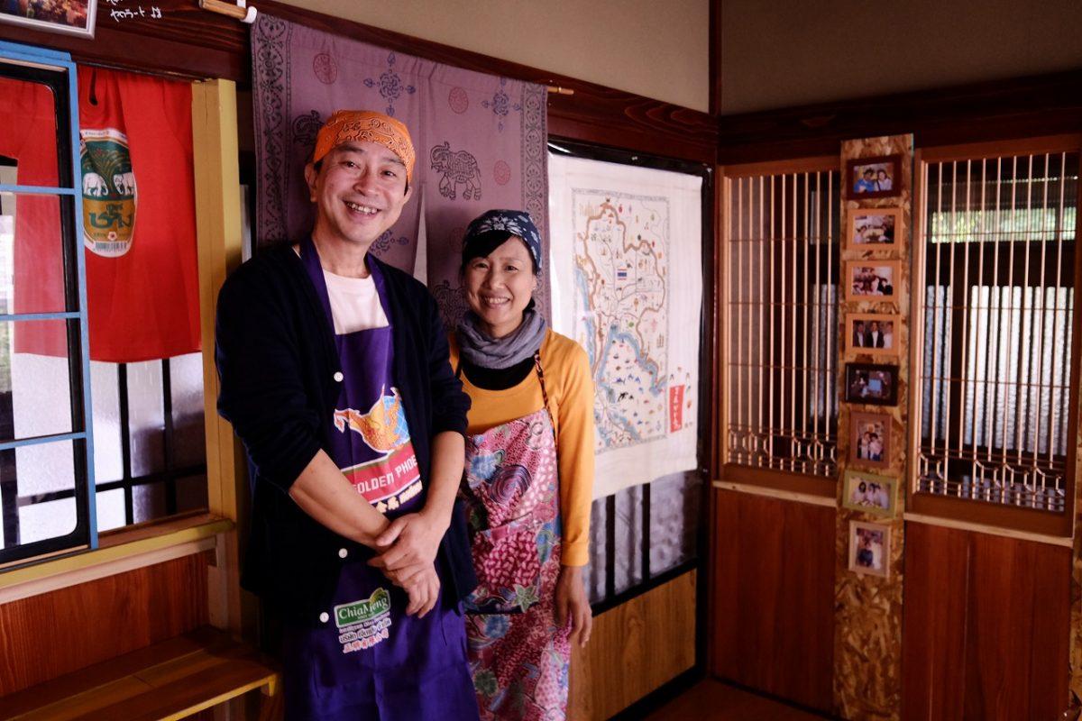 移住者夫妻によるエスニック料理店『まんがい家』オープン!