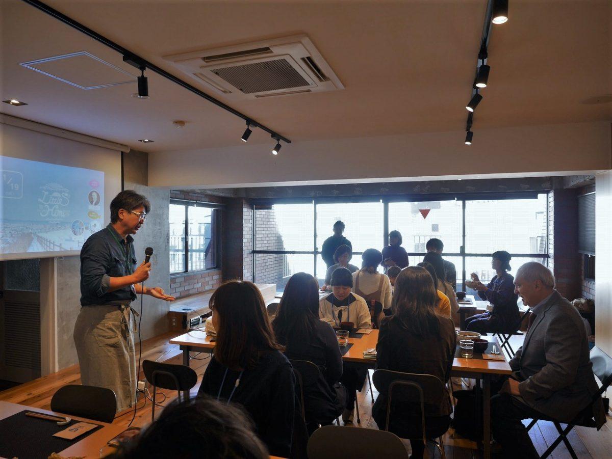 東京で寒ブリランチを堪能!『Little HIMI vol.2』レポート