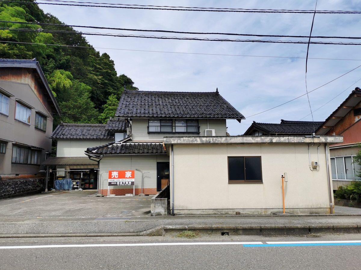 【中田】元民宿で暮らす/商う