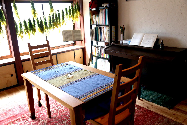 絨毯や家具