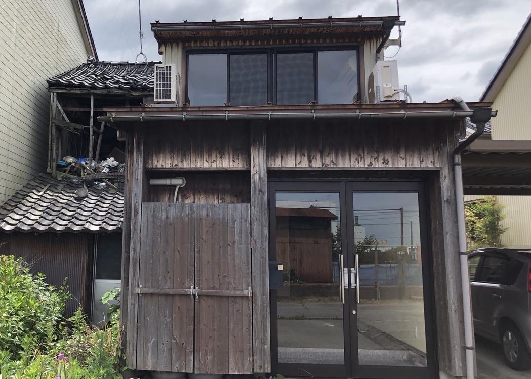 【北大町】海辺のカフェ風住宅
