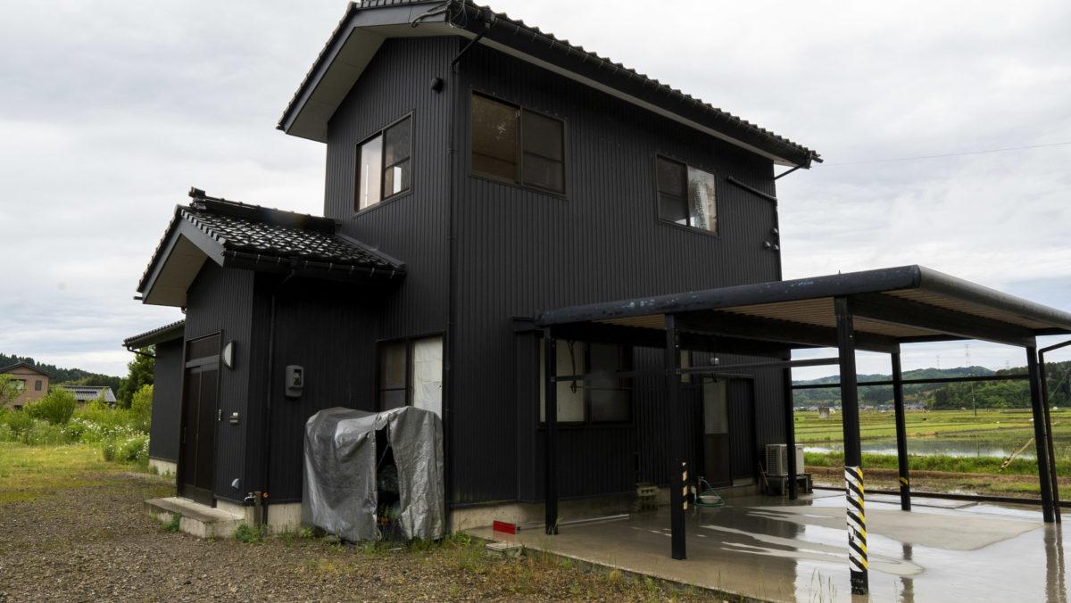 【柿谷】景色抜群!ひろ〜いお庭つき住宅